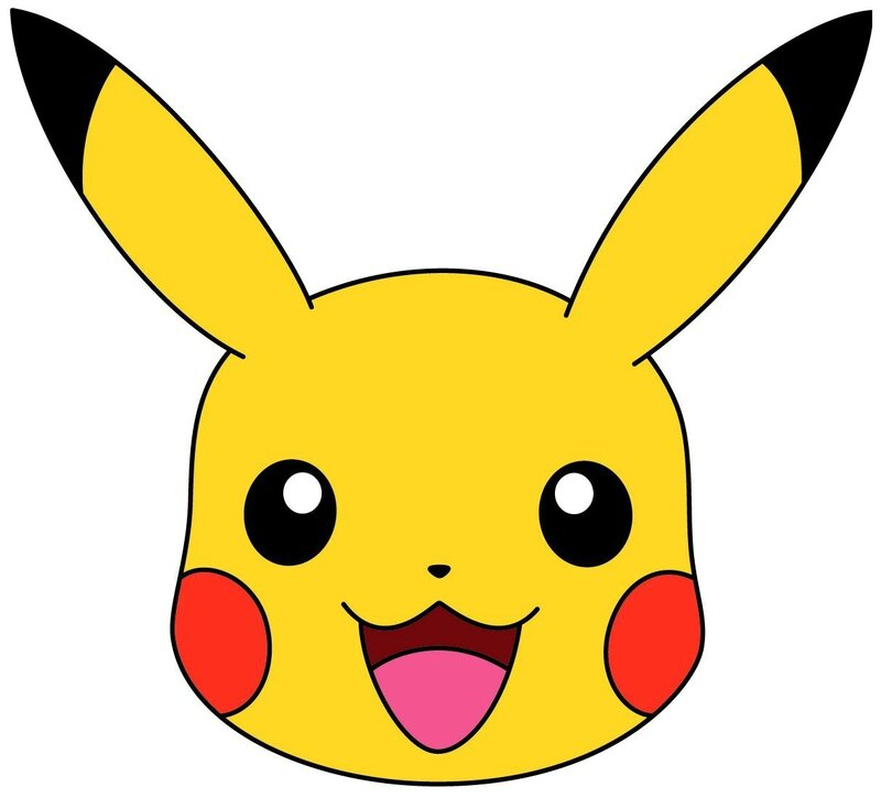 dessin simple pikachu - Dessin Facile Pokemon