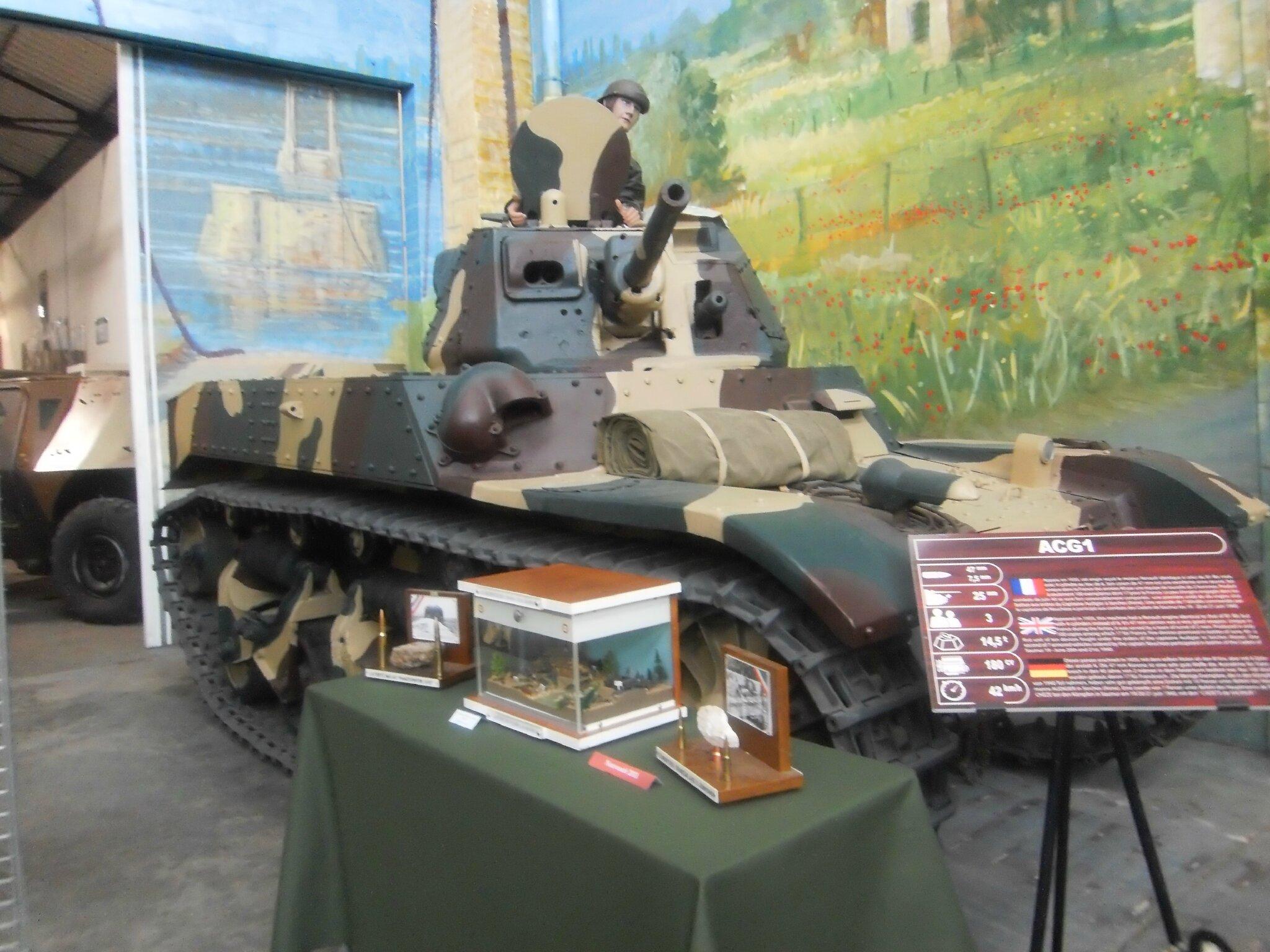 musee des blindes de saumur les chars moins connus patrimoine militaire fran ais. Black Bedroom Furniture Sets. Home Design Ideas