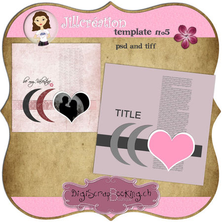 Jillcreation_template5_preview
