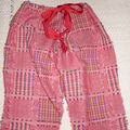 pantalon patchwork