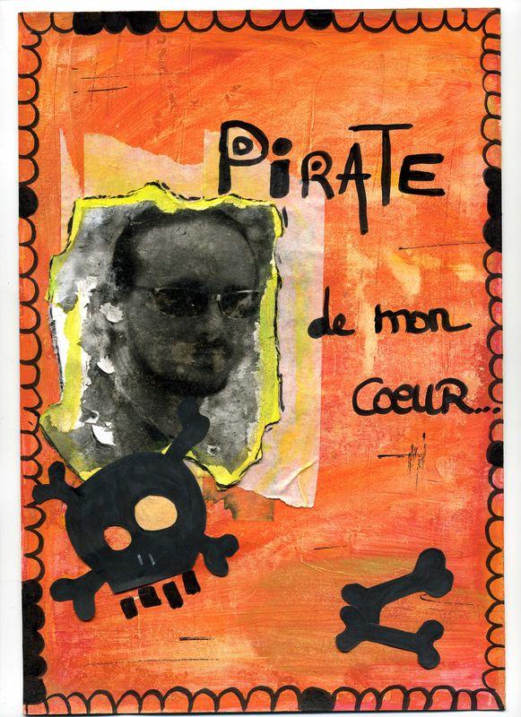 Pirate de mon coeur, A4, Juillet 08