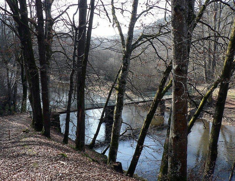 pont de Pellefort sur le Sioulet