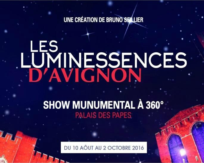 Luminessences Affiche 1