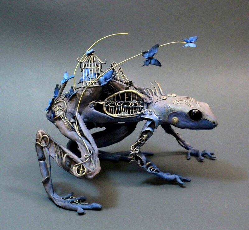 fantasy-creature-sculptures-by-ellen-jewett-10