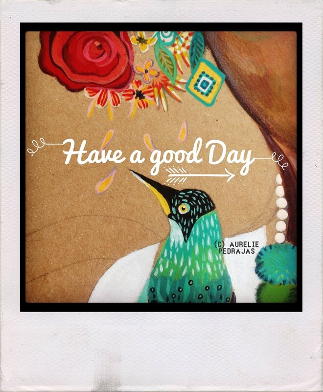 ha a good day-mexicaine