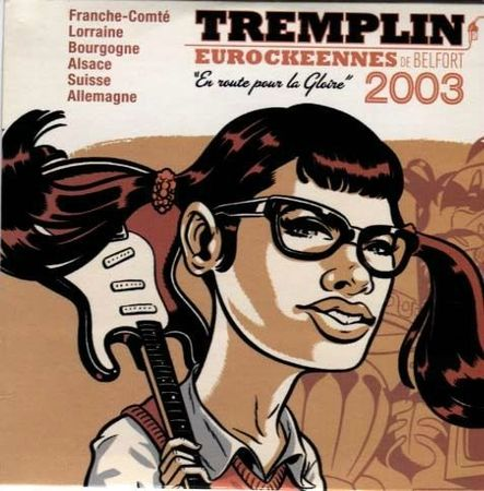CD Eurockéennes Tremplin