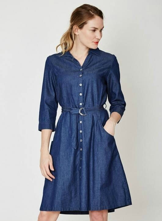 robe Frances chambray Thought