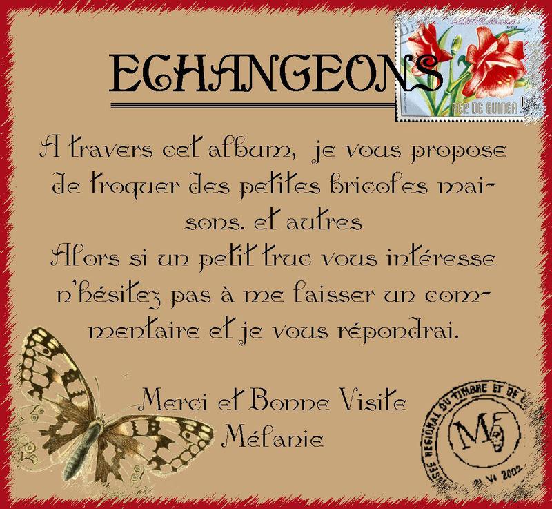 echangeons