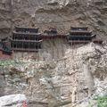 Monastère suspendu de xuankong - 悬空寺