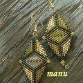 diamond dangle olivine