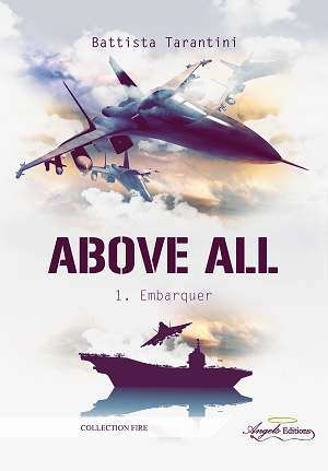ABOVE ALL TOME 1 - EMBARQUER