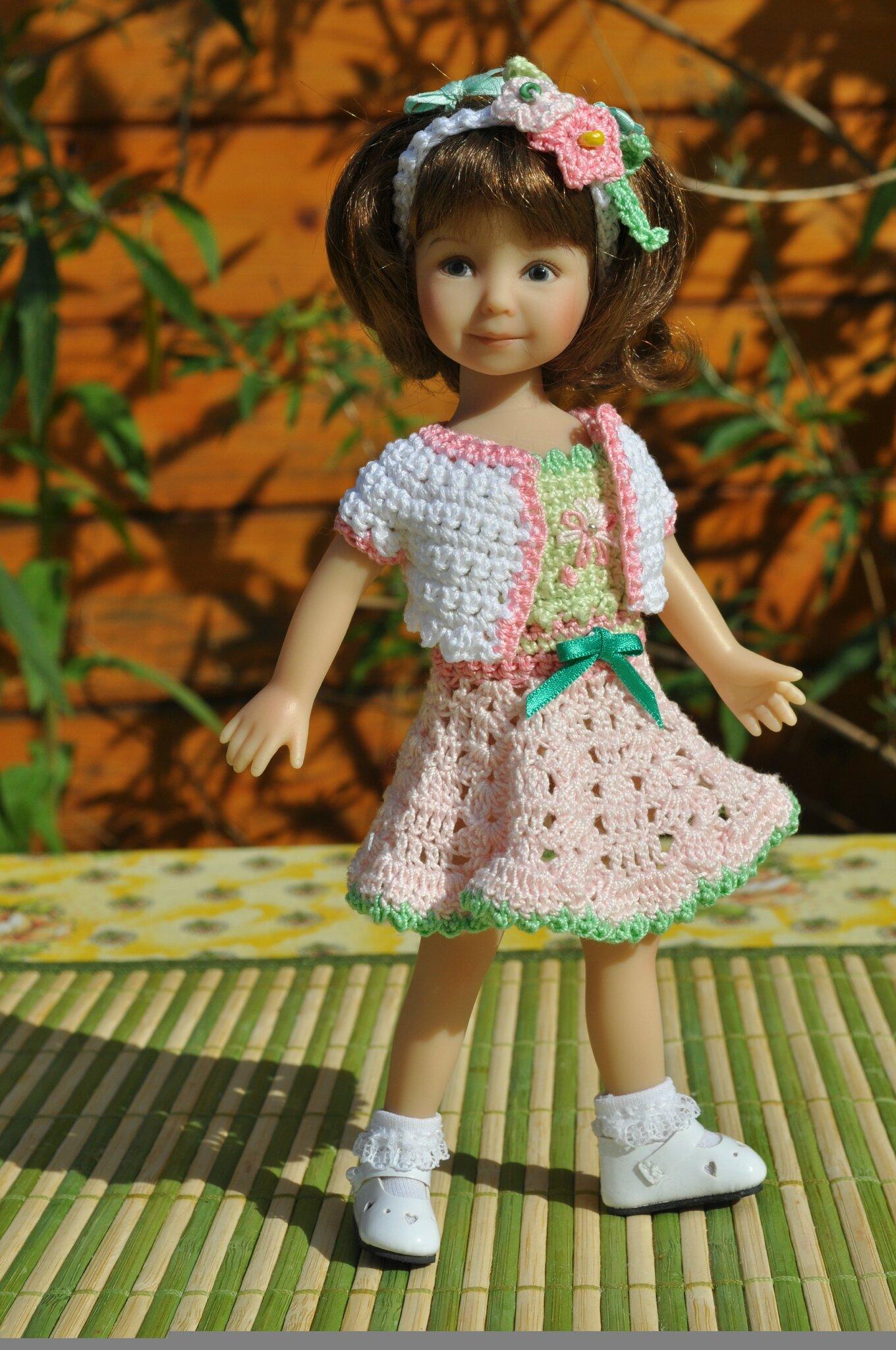 Maya - poupée Hearstring doll - Dianna Effner