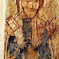 Fresque du XIIe S