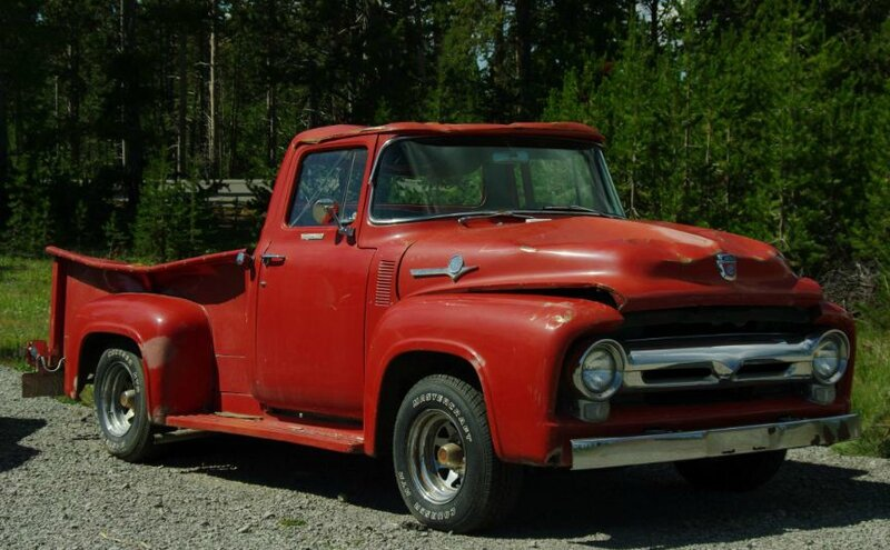 Ford Pickup 1