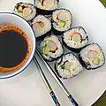 Makis sushi