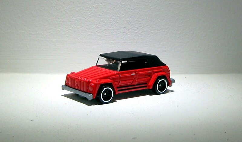 Vw type 181 (Hotwheels) 01