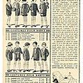 Mode enfantine 1930 - 2 vintage