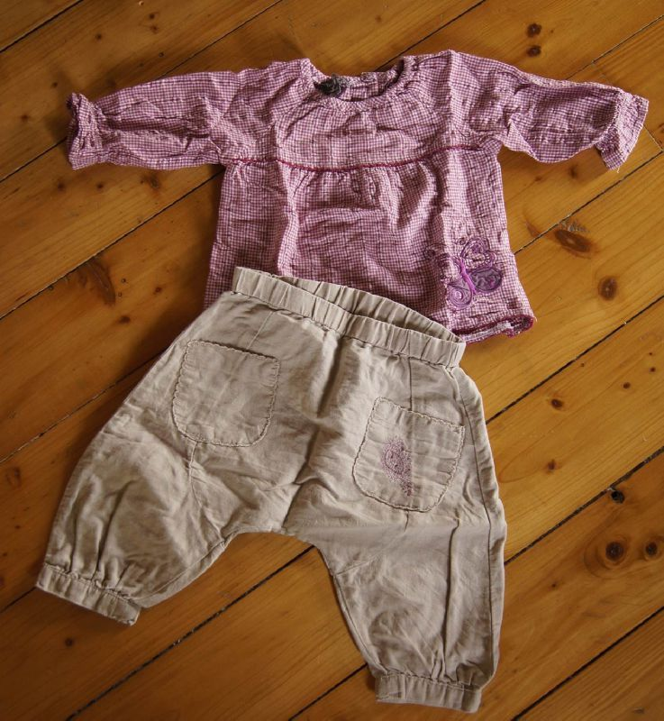 blouse sarouel tcf 6m