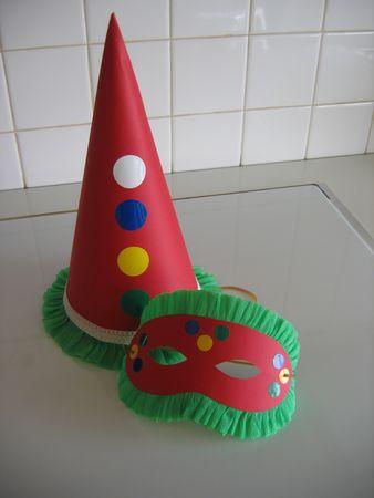 chapeau_et_masque_de_carnaval
