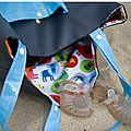 Le sac de plage
