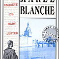 Mare blanche - Jean Failler