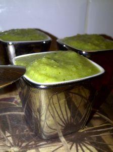 soupe aux legumes verts
