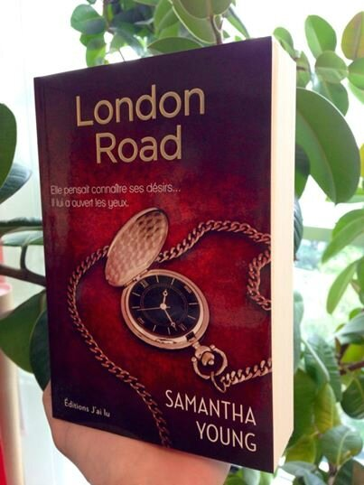 London road Samantha Young