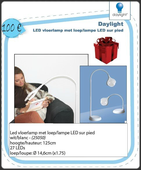 Daylight led sur pied