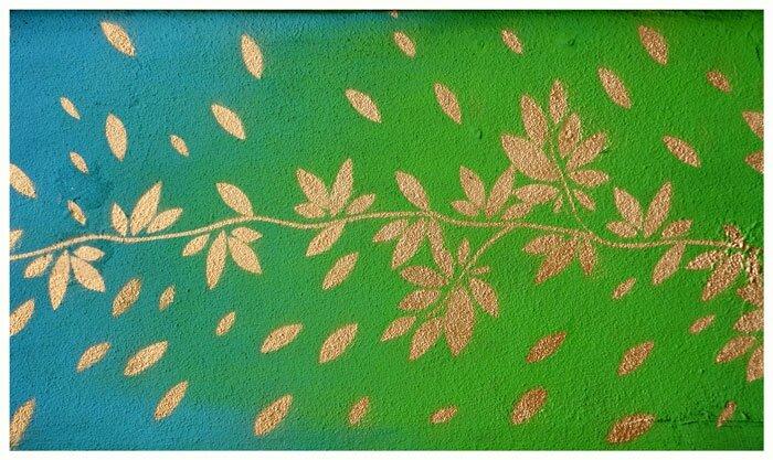 feuilles-dorées