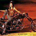 Harley-Davidson chopper