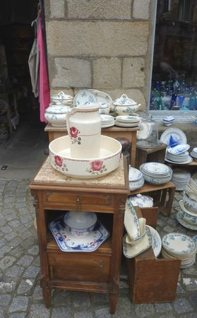 Boutique brocante Paimpol 3