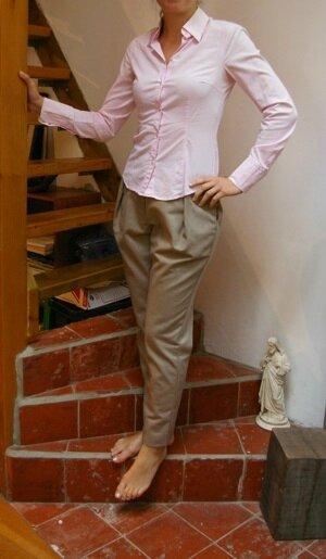pantalon carotte, septembre 2013