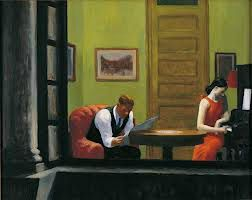 Edward Hopper, Room in NY