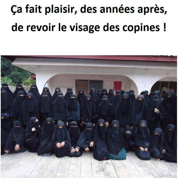 islam burka muslim fun humour