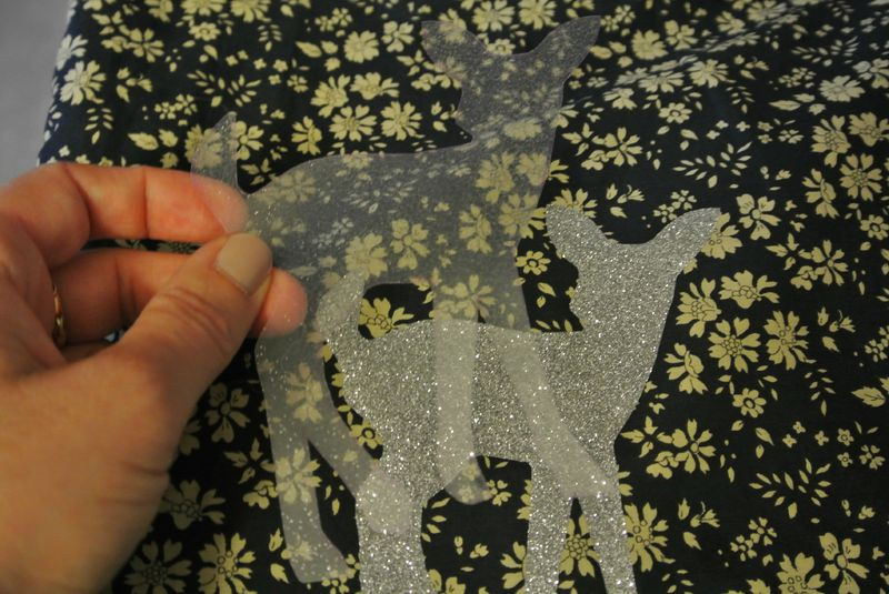halloween, transferts paillettes, broches, snood 015