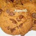 Cookies aux pépites de Chocolat 1