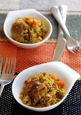 Poulet au riz la cuisine peruvienne - La cuisine peruvienne ...