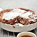 Moelleux presque fondant chocolat et coco façon bounty