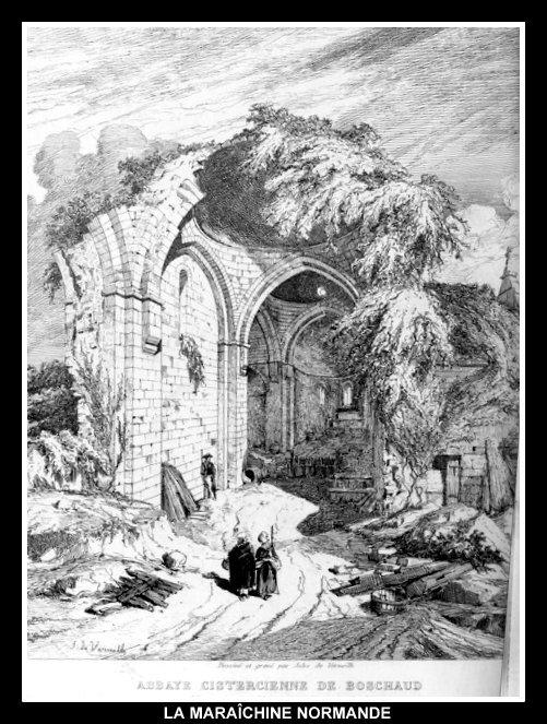 gravure 1851