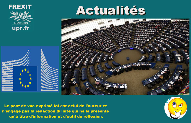 ACT PARLEMENT UE