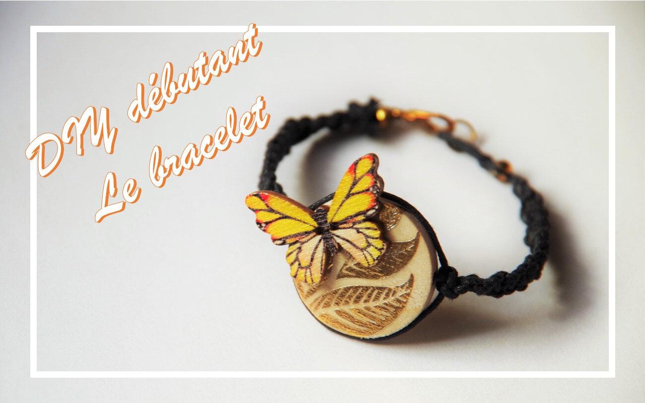 Diy le bracelet macram les bricoles de micro blog de loisirs cr atif - Macrame pour debutant ...