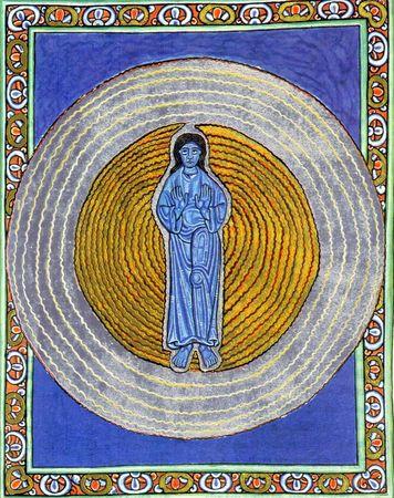 Hildegard+Trinity