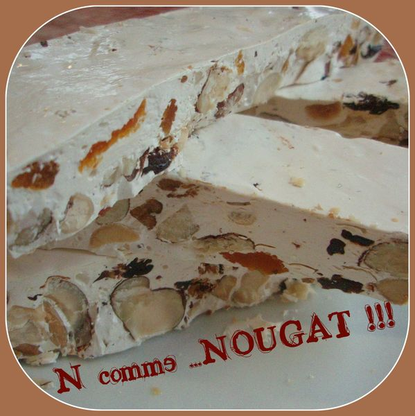 N comme Nougat