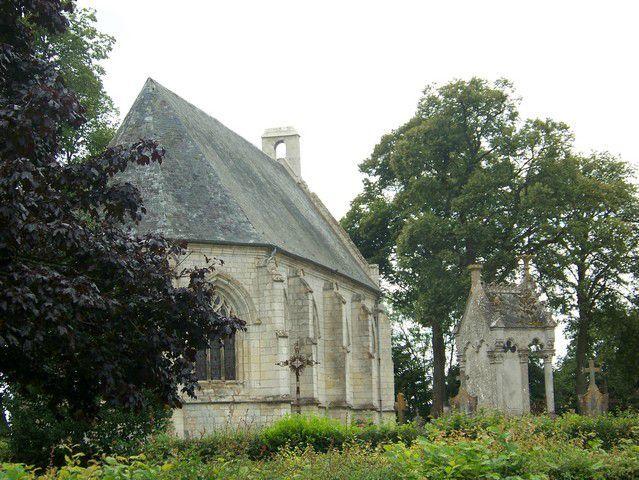 Chapelle saint Lambert - Sentelie (2)