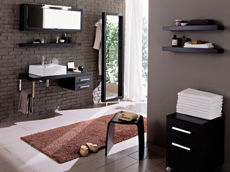 salle de bain hygena catalogue. Black Bedroom Furniture Sets. Home Design Ideas