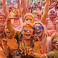 Run or dye, la course colorée de la rentrée !