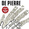 Delcourt : corps de pierre par joe casey et charlie adlard