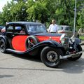 Bugatti type 57 galibier de 1934 (Retrorencard juin 2010) 01