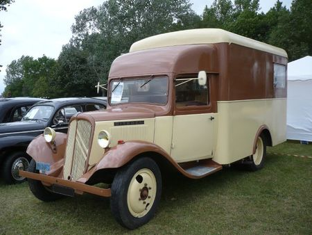 CITROËN T23 camping car 1938 Madine (1)