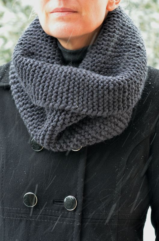 Echarpe and snood la mode by lm - Tricoter une echarpe homme ...